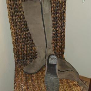 Knee high we lane bryant boots